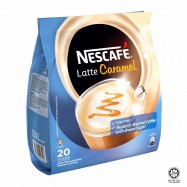 image of Nescafé Latte Caramel (20's x 25g)