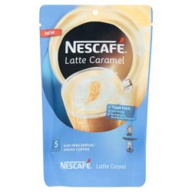 image of Nescafé Latte Caramel (5's x 25g)