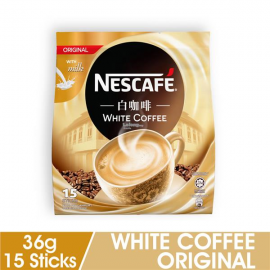 image of Nescafé White Coffee (15's x 36g)
