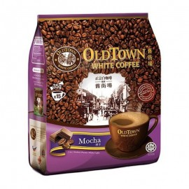 image of OLD TOWN White Coffee 3 In 1 Mocha White Coffee (15's x 35g)