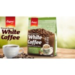 Super 3 in 1 Charcoal White Coffee Roasted Hazelnut (15's x 40g)