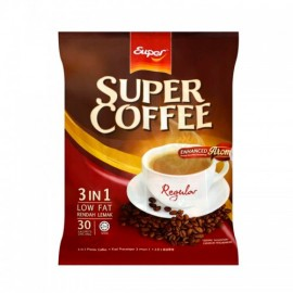 image of Super Coffee 3 in 1 Regular (30 x 20g)