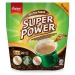 Super Power 6 in 1 Coffee Tongkat Ali, Ginseng & Misai Kucing (20's X 30g)