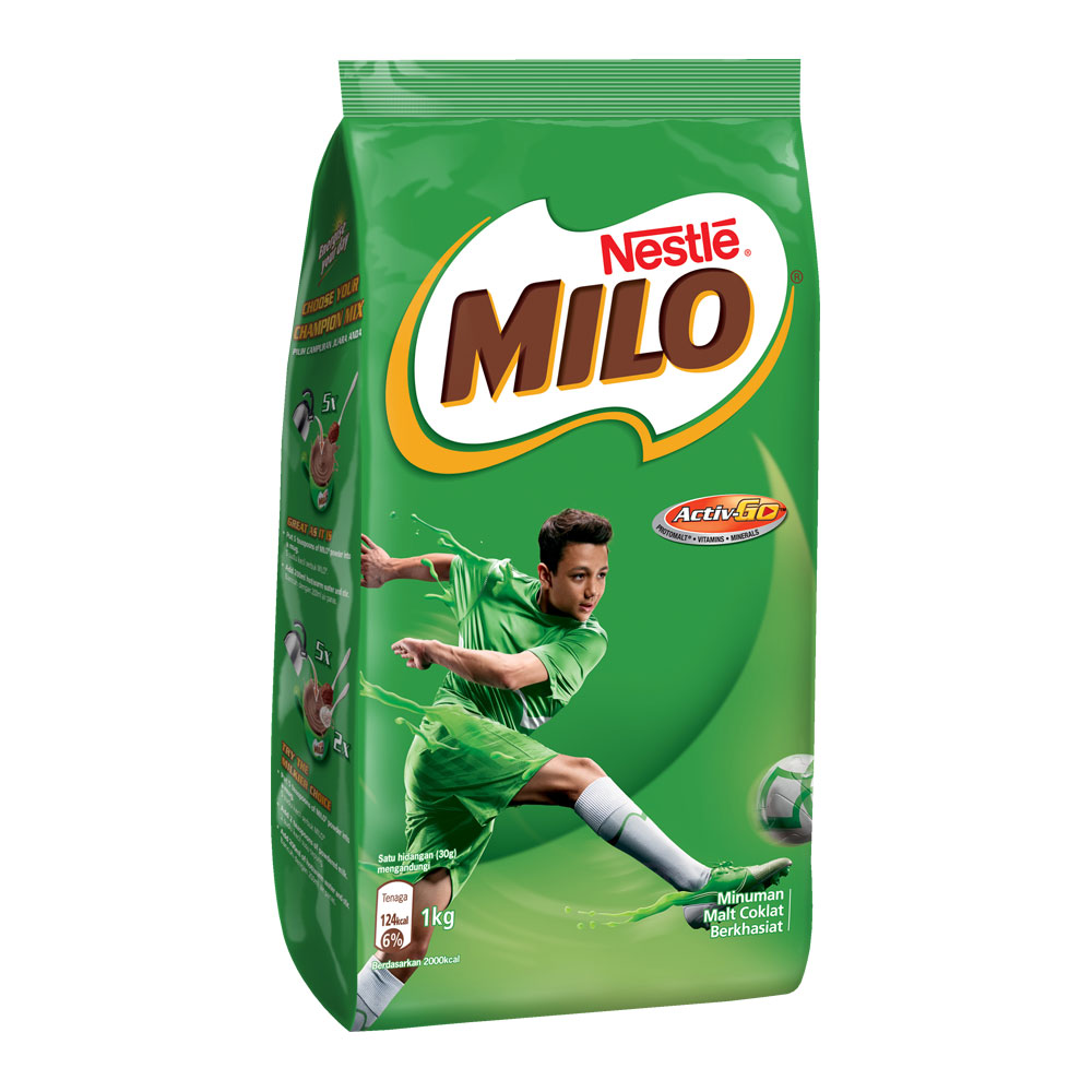 Milo Active-Go Softpack 1 kg