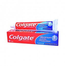 image of Colgate toothpaste  2x250G (FCM) free Colgate total 60g