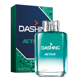 image of DASHING EDT P'F 100ML ACTIVE