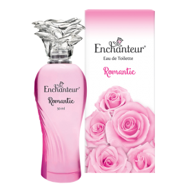 image of ENCHANTEUR EDT P'F 50ML (P) ROMANTIC