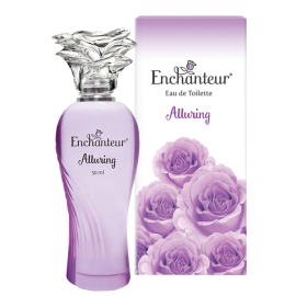 image of ENCHANTEUR EDT P'F 50ML (PP) ALLURING