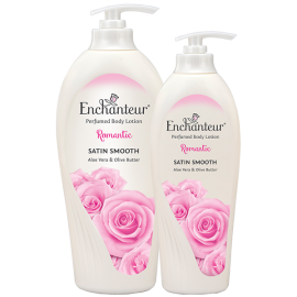 image of ENCHANTEUR LOTION 400ML (ROMANTIC)