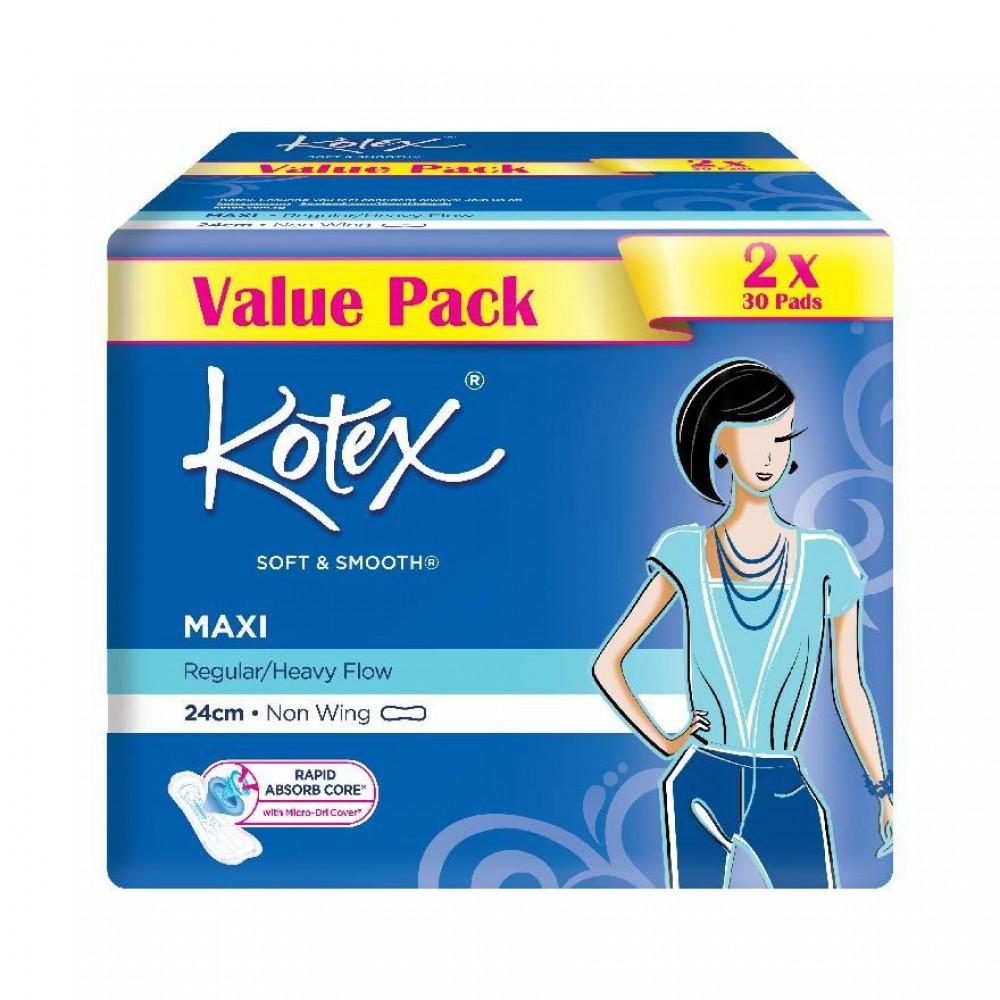 KOTEX MAXI 2*30'S