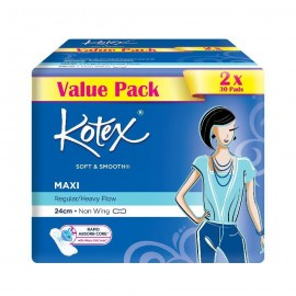 image of KOTEX MAXI 2*30'S
