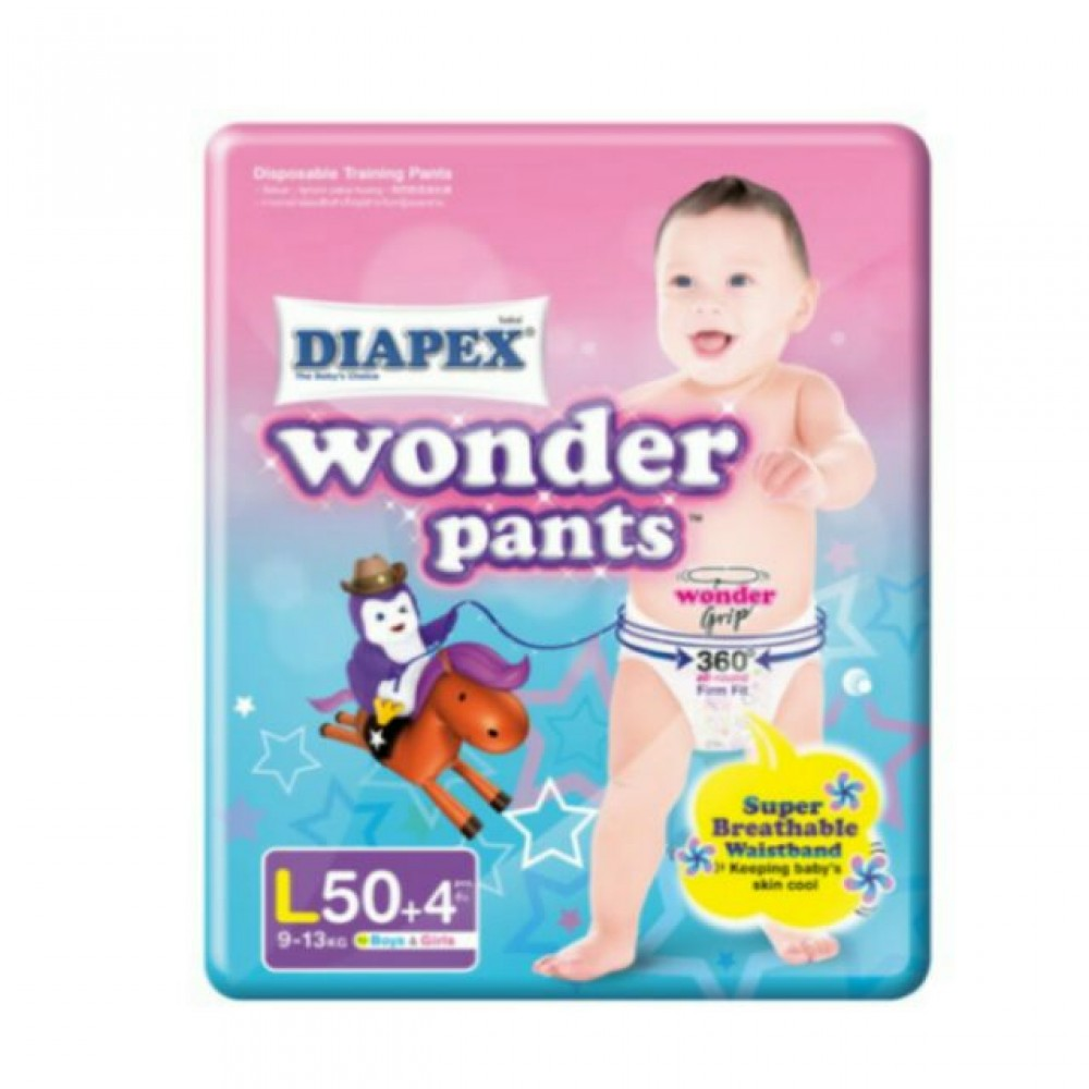 DIAPEX WONDER PANTS L50'S