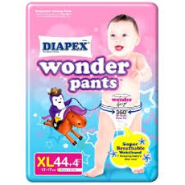 image of DIAPEX WONDER PANTS XL44'S