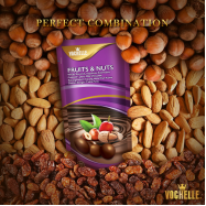 image of Vochelle Milk Chocolate (Fruits & Nuts) 50g
