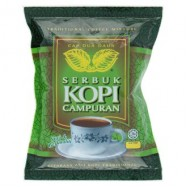 image of Cap Dua Daun Serbuk Kopi 360g