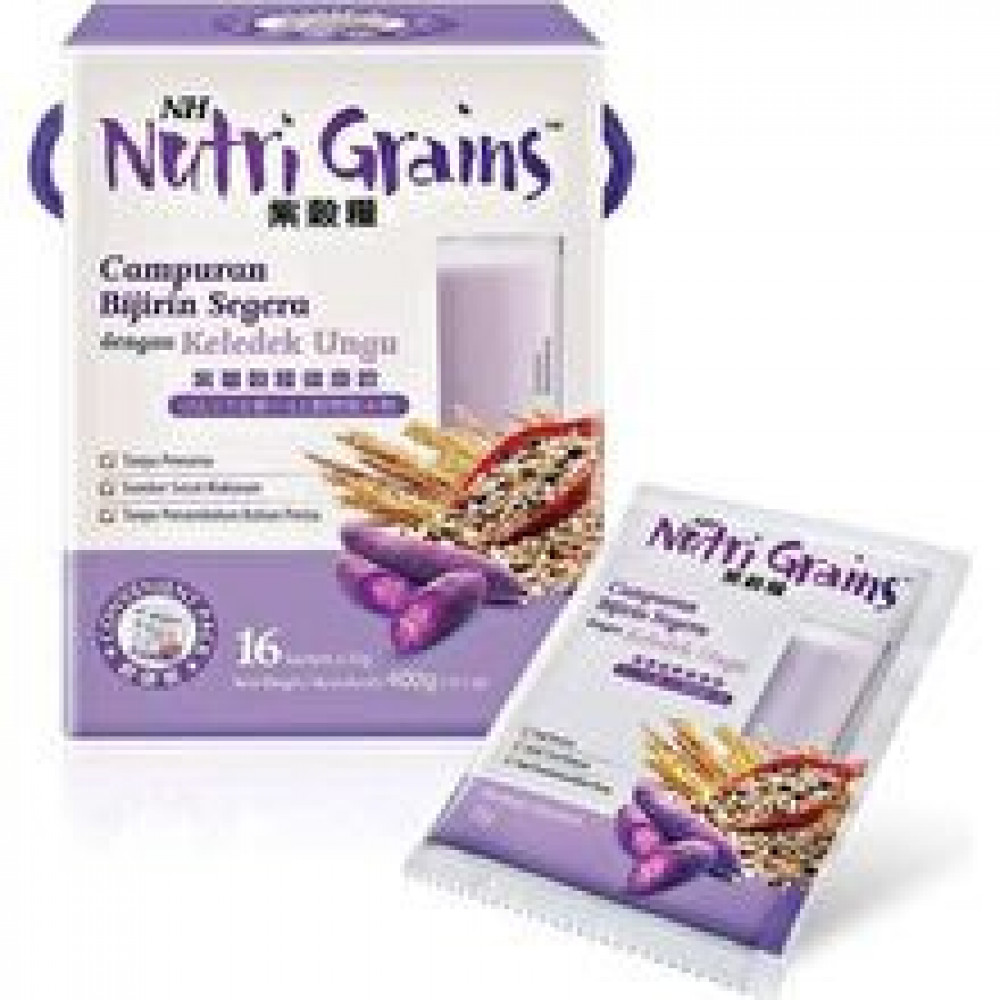 NH NUTRI GRAINS 16X25GM