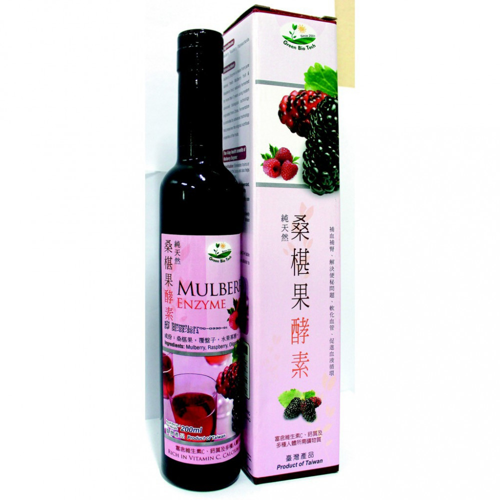 GBT MULBERRY ENZYME 200ML