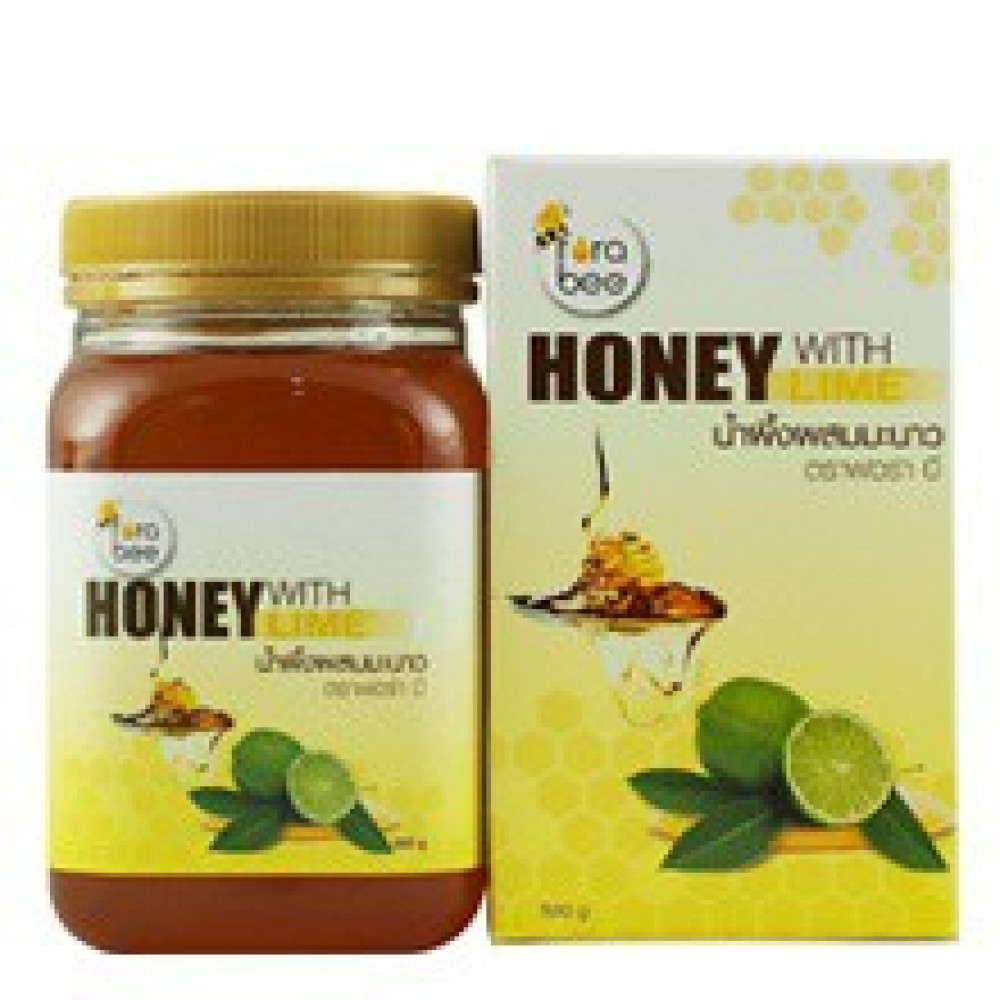 fora bee honey with lime 500gm