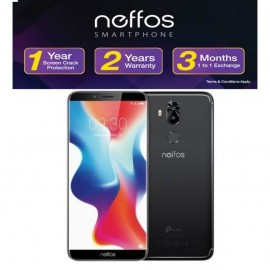 image of NEFFOS X9 3GB + 32GB 2 YEAR WARRANTY BY NEFFOS MALAYSIA