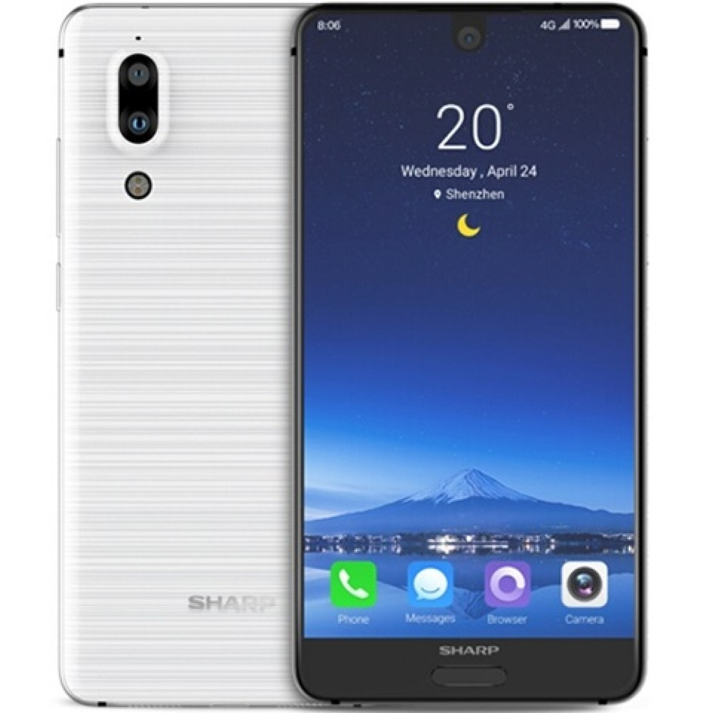 (ORIGINAL NEW) SHARP S2 LIMITED PHONE