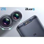 ZTE Blade V8 32GB (Grey) - Malaysia Set