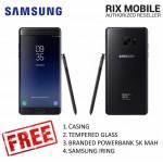 Samsung Galaxy Note FE 64GB (Black) - Malaysia Set