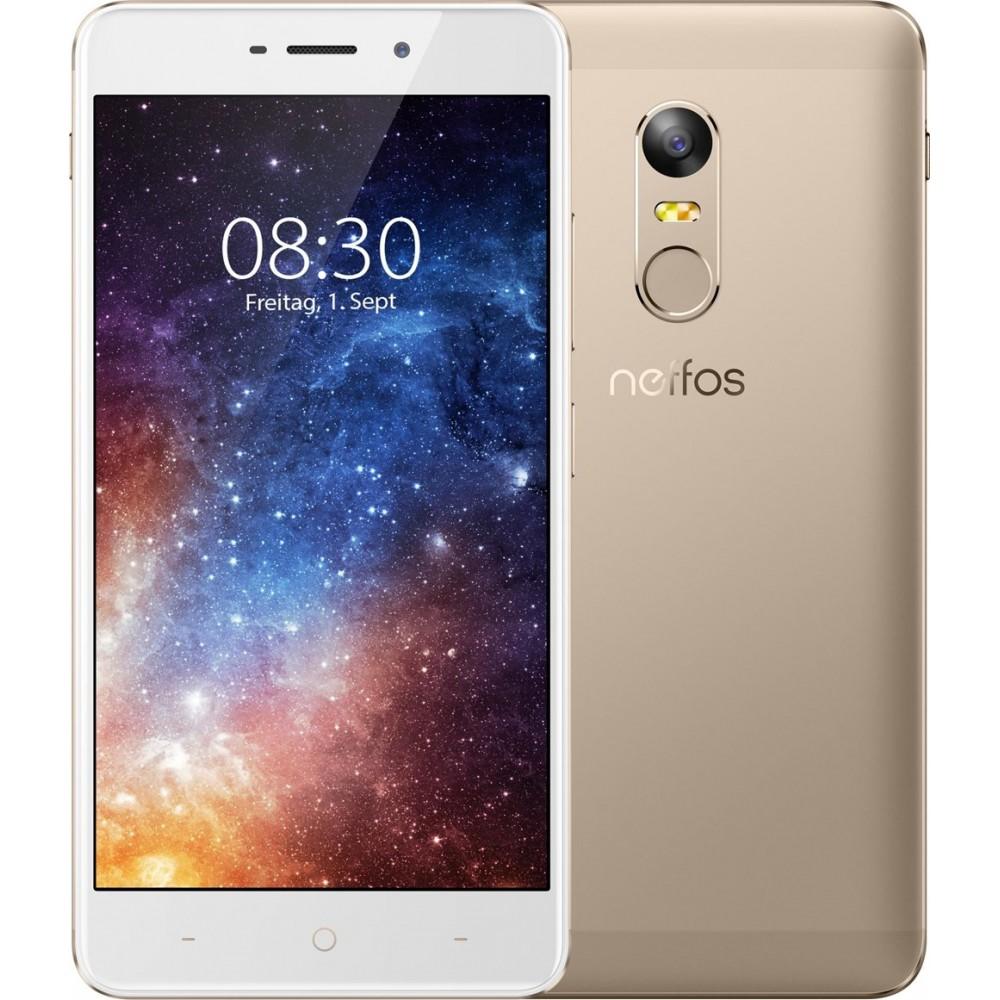TP-Link Neffos X1 3GB/32GB (Gold) - Malaysia Set