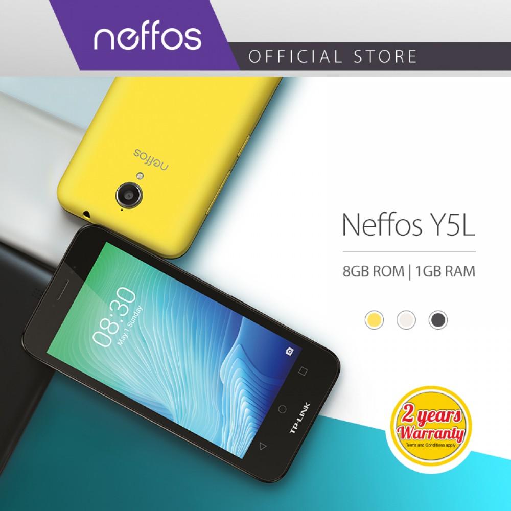 TP-Link Neffos Y5L Ultra 8GB - Malaysia Set