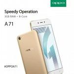Oppo A71 16GB - Malaysia Set
