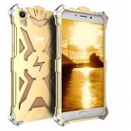 image of Oppo R9S Aluminum Metal Bumper Case (Gold)