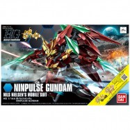 image of HGBF Ninpulse Gundam