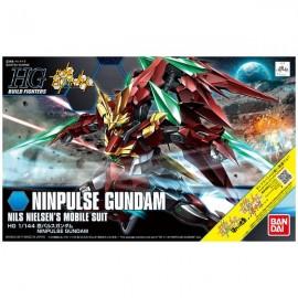 image of HGBF Ninpulse Gundam