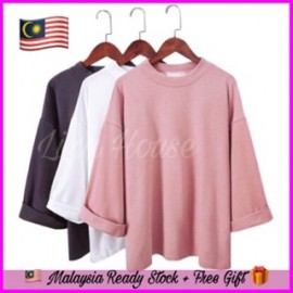 image of (MY Ready Stock) Korean Loose Shirt Batch 1 LH02