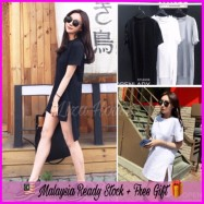 image of (MY Ready Stock) Long Tee Batch 4 LH51