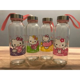 image of Glass Tumbler Hello Kitty