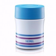 image of Thermos 0.50L S/Steel Vacuum Insulation Food Jar JBM-500(LN)
