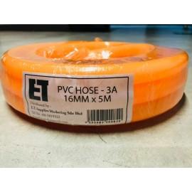 image of PVC Hose - 3A 16MM x 5M