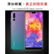 image of Huawei P20 Pro P20 Nova3e P20 Lite Carbon Back Fiber Screen Protector