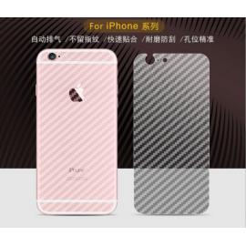 image of Apple Iphone 5 6 6Plus 7Plus 8Plus Carbon Fiber Screen Protector