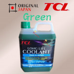 TCL LONG LIFE COOLANT (GREEN) 2 LITER WATER COOLANT JAPAN FOR CAR