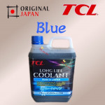 TCL LONG LIFE COOLANT BLUE 2 LITER WATER COOLANT FOR CAR