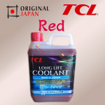 TCL LONG LIFE COOLANT (RED) 2 LITER WATER COOLANT JAPAN FOR CAR