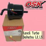 OSK FUEL FILTER KANCIL TURBO,DAIHATSU L2,L5 (F-N9925)