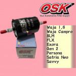 OSK FUEL FILTER WAJA 1.6,WAJA CAMPRO,BLM,FLX EXORA,GEN 2,PERSONA,SAVVY(F-N4564)