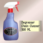 500ML CHAIN CLEANER DEGREASER CHAIN CLEANER