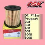 OSK OIL FILTER O-N9730 PEUGEOT 208,308,408,508,2008,3008,5008
