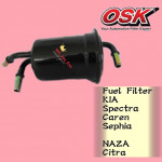 OSK FUEL FILTER F-N9114 KIA SPECTRA,CARENS,SEPHIA (OK2A1-20-490),NAZA CITRA