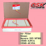 OSK AIR FILTER AU-N3303 NISSAN NAVARA D23 NP300 16546-4KV0A