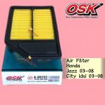 OSK AIR FILTER A-AV292 HONDA CITY I-DSI, JAZZ 2003-2008