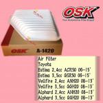 OSK AIR FILTER A-1420 TOYOTA ESTIMA,VELLFIRE,ALPHARD,RAV4